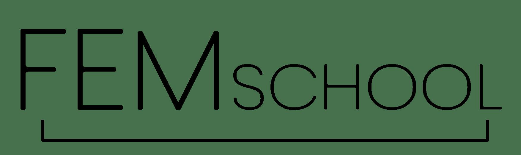 FEMschool_Logo